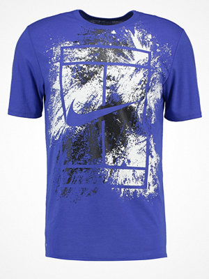 Sportkläder - Nike Performance Funktionströja paramount blue/white