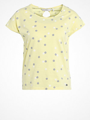 Nümph DOREY Tshirt med tryck pale lime yellow