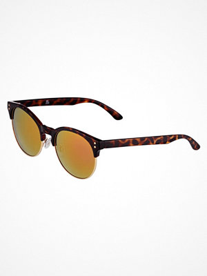 Even&Odd Solglasögon brown melange