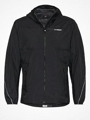 Regnkläder - Adidas Performance TERREX FAST PACK Outdoorjacka black