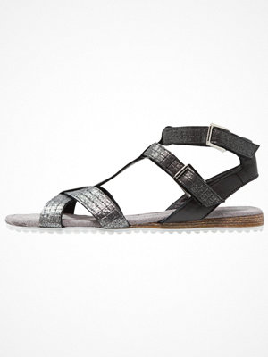 Tamaris Sandaler & sandaletter anthracite/black