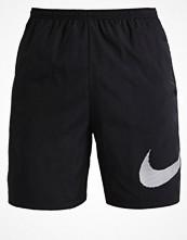 Sportkläder - Nike Performance CITY Träningsshorts black/black/reflective silver