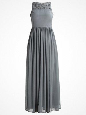 Anna Field Maxiklänning silver blue