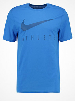 Sportkläder - Nike Performance ATHLETE Funktionströja light photo blue/light photo blue
