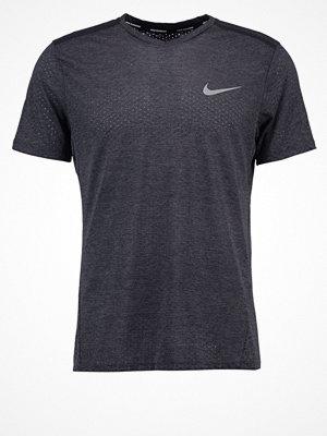 Sportkläder - Nike Performance CITY Funktionströja black/heather/black