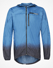 Regnkläder - Adidas Performance TERREX AGRAVIC  Vindjacka core blue/black