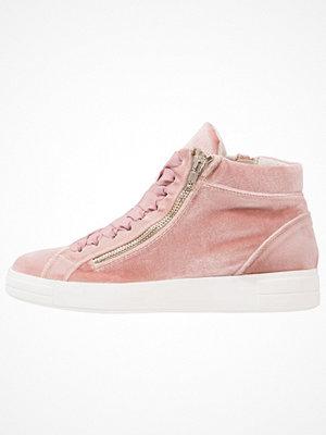 Tamaris Höga sneakers rose