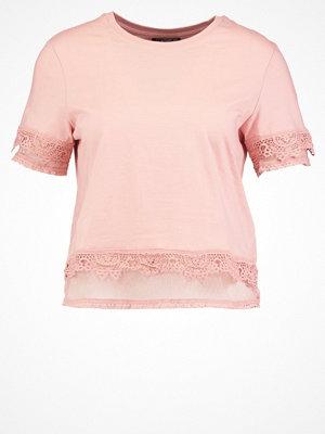 Topshop Tshirt med tryck pink