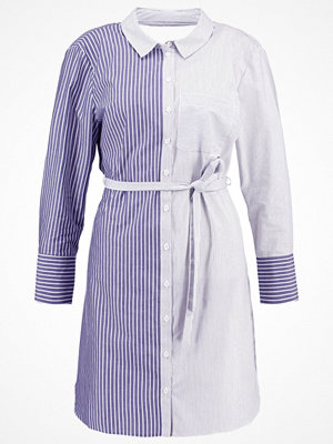 Topshop Skjortklänning blue