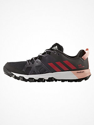 Sport & träningsskor - Adidas Performance KANADIA 8 TRAIL  Löparskor terräng core black/core pink/trace grey