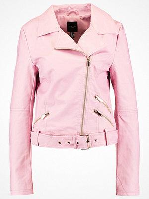New Look Tall Jacka i konstläder pink