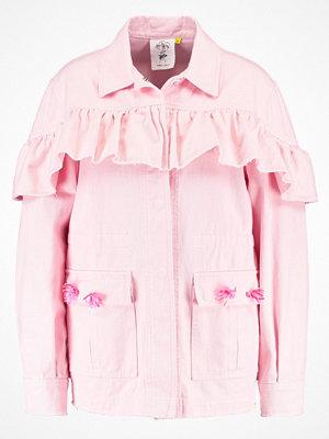 Steve J & Yoni P / SJYP Jeansjacka light pink
