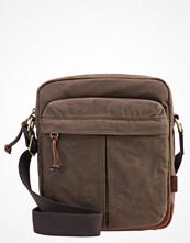 Väskor & bags - Fossil Axelremsväska brown