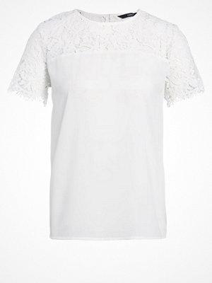 Only ONLRIKS Tshirt med tryck cloud dancer