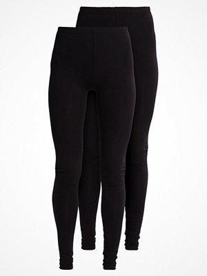 New Look Tall 2 PACK Leggings black