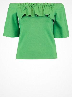 Lost Ink Tshirt med tryck green