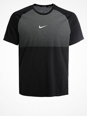 Sportkläder - Nike Performance CORE CITY Funktionströja black/pale grey/reflective silver