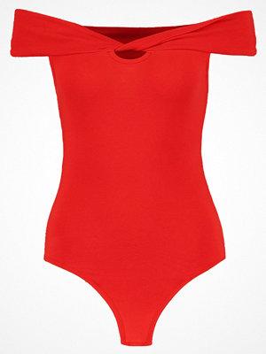 Miss Selfridge Tshirt med tryck red
