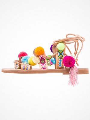 Sandaler & sandaletter - MABU By Maria Bk MISTY Flipflops multicolor