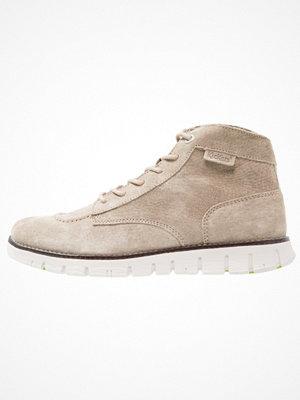 Boots & kängor - Kickers KICKLEGENDSPORT  Snörstövletter beige