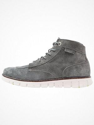 Boots & kängor - Kickers KICKLEGENDSPORT  Snörstövletter grau