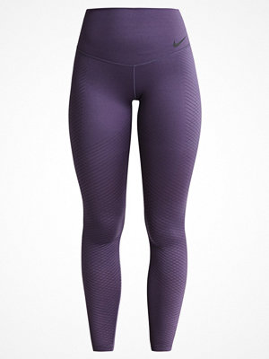 Sportkläder - Nike Performance Tights dark raisin/black