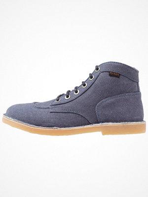 Boots & kängor - Kickers ORILEGEND  Snörstövletter dunkelblau