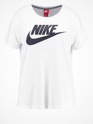 Nike Sportswear ESSENTIAL Tshirt med tryck white
