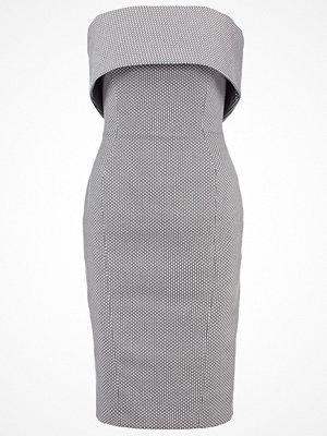 Karen Millen Fodralklänning black/white