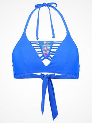 Hunkemöller TROPICAL Bikiniöverdel blue
