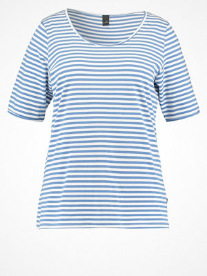 ADIA Tshirt bas blue riviara