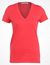 Lacoste Tshirt bas sirop pink