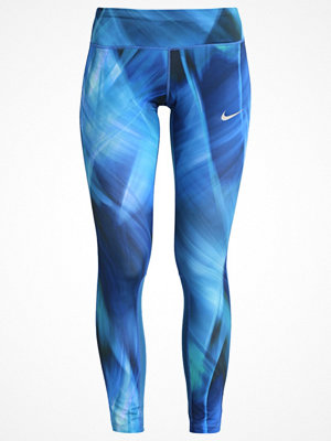 Sportkläder - Nike Performance POWER EPIC Tights industrial blue
