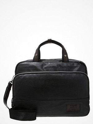 Väskor & bags - Bugatti Axelremsväska schwarz