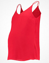 Topshop Maternity Linne red