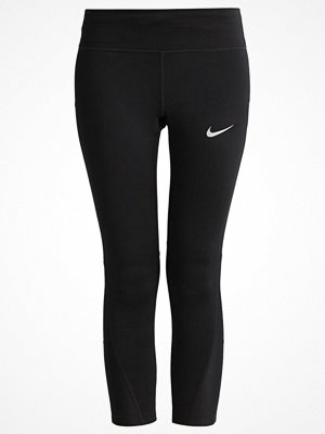 Sportkläder - Nike Performance POWER CROP RACER Tights black