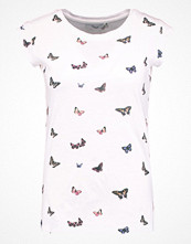 Only ONLBONE BUTTERFLY Tshirt med tryck cloud dancer