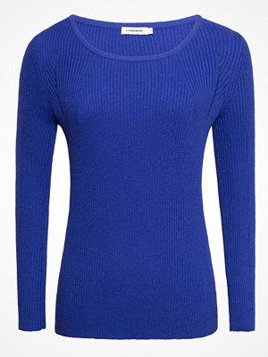 J. Lindeberg MENA Stickad tröja dark blue