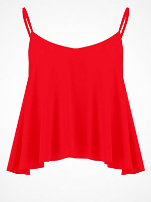 Topshop Petite ROULEAU Linne red