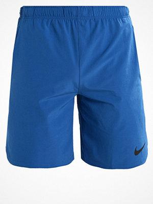 Sportkläder - Nike Performance FLEX Träningsshorts industrial blue/black