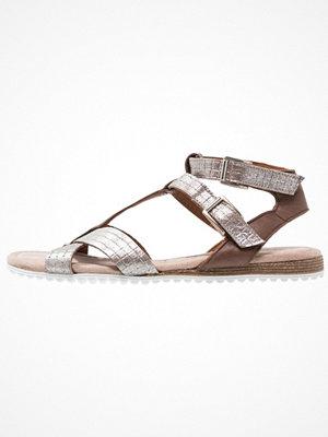 Tamaris Sandaler & sandaletter stone/mocca