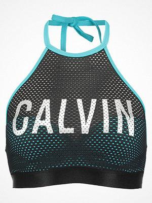 Calvin Klein Swimwear INTENSE POWER Bikiniöverdel blue