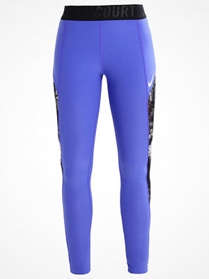 Sportkläder - Nike Performance Tights paramount blue/black/white