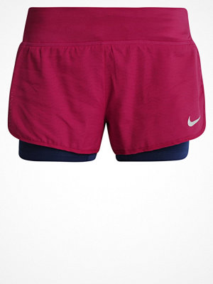 Sportkläder - Nike Performance RIVAL 2IN1 Träningsshorts true berry/binary blue/reflective silver