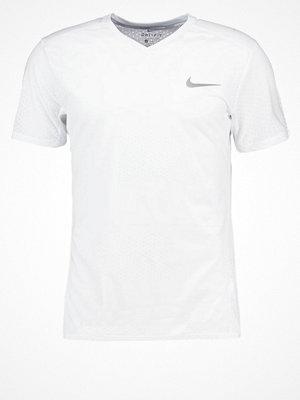 Sportkläder - Nike Performance CITY Funktionströja white/heather/white