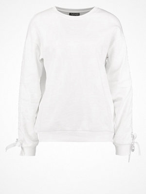 Topshop Sweatshirt cream