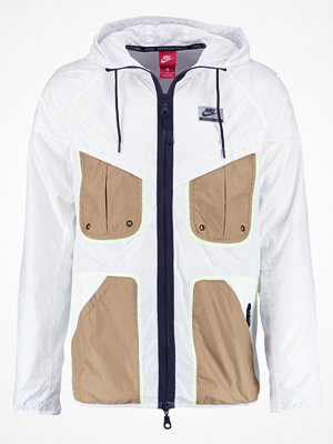Jackor - Nike Sportswear Tunn jacka white