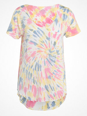 Hollister Co. EASY UPDATE Tshirt med tryck multicolor