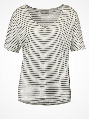 Second Female ALICE  Tshirt med tryck navy