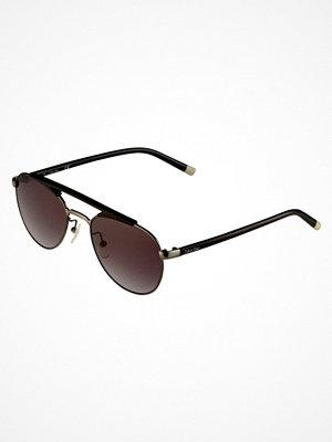 Solglasögon - Calvin Klein Solglasögon gunmetal